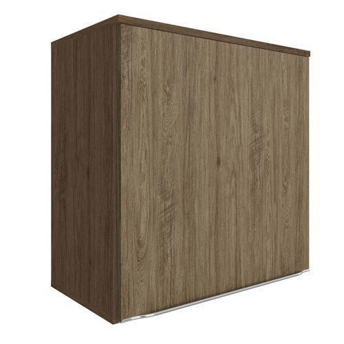 Armário Aéreo Decibal Lis 5033 60Cm 1 Porta - Cedro/Wood