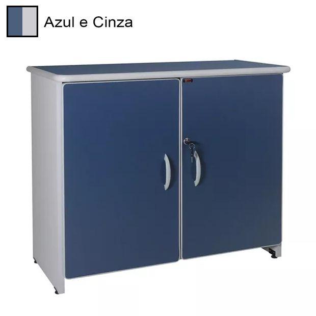 Armário Baixo com 2 Portas Alfamob Gama 102831