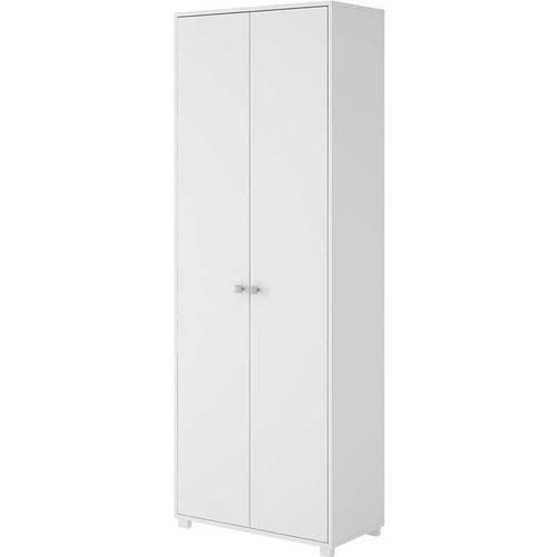 Armario Bam 02 2 Portas - Brv Móveis Branco