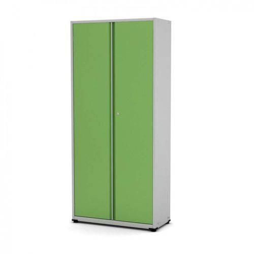 Armário de Aço 2 Portas AP406M-CC Pandin Móveis Verde Miró
