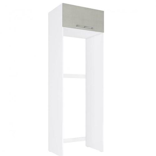 Armário de Geladeira C/ 1 Porta Basculante CZ705 - Art In Móveis CZ705