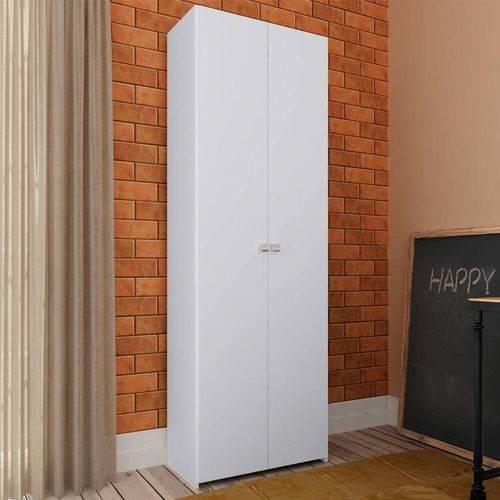 Armário Multiuso com 2 Portas Mo8900 Branco - Art In Móveis