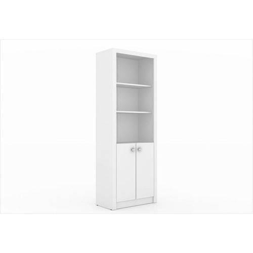 Armário Organizador para Home Office de 171,5 Cm de Altura Me4110 Branco – Tecno Mobili