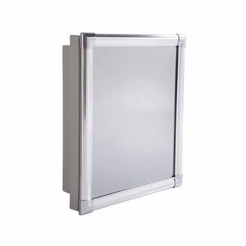 Armário para Banheiro Aluminio Versátil Al41 Astra