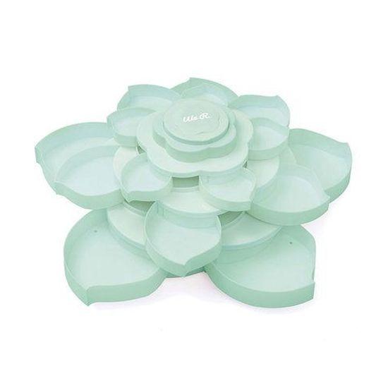 Armazenador de Materiais Bloom WER184 Bloom Embellishment Storage Azul