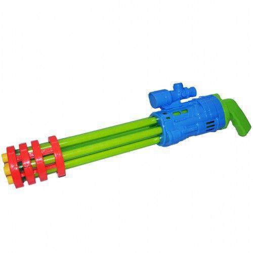 Arminha de Plástico Lança Agua com 5 Jatos