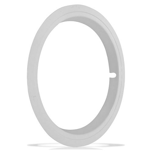 Aro Cromado Sobre Roda Aro 15 Polegadas Universal Fixado por Pressão