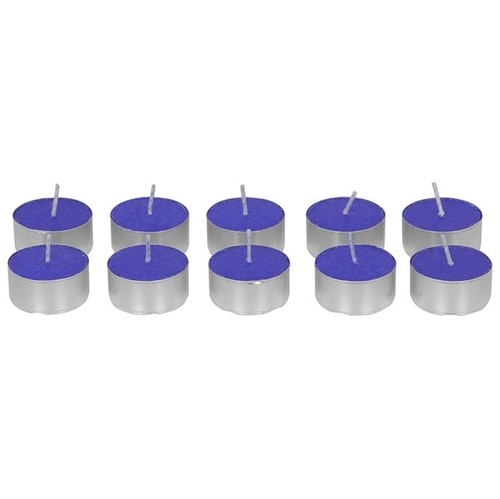 Aromatik Vela Réch. Perf. Mirtilo C/10 Mirtilo Elétrico/alumínio