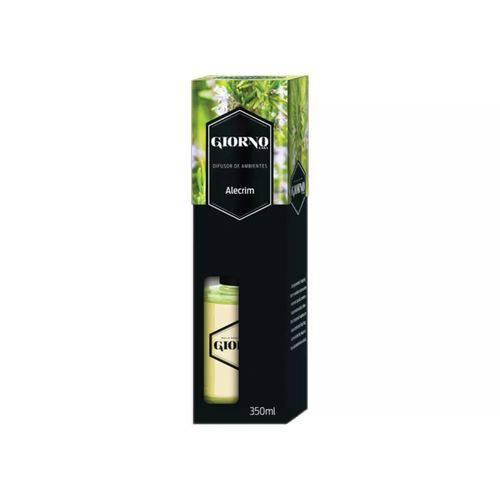 Aromatizador de Ambientes 350ml Alecrim - Giorno