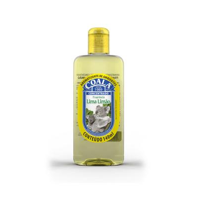 Aromatizante de Ambiente Lima-Limão 140ml Coala
