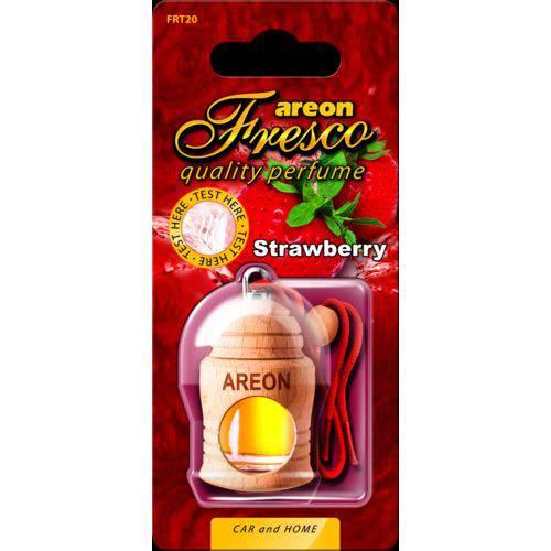 Aromatizante Fresco - X Version Strawberry (morango) Areon