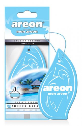 Aromatizante para Carros Mon Areon Summer Dream 952491
