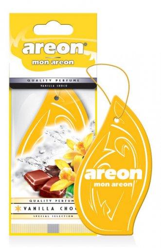 Aromatizante para Carros Mon Areon Vanilla Choco 952507