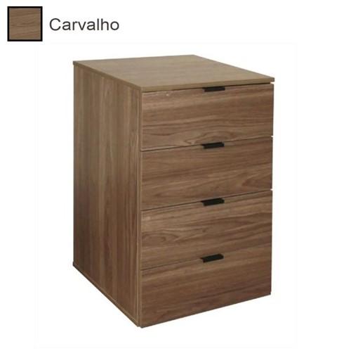 Arquivo Fixo 4 Gavetas - Office Nice 862304