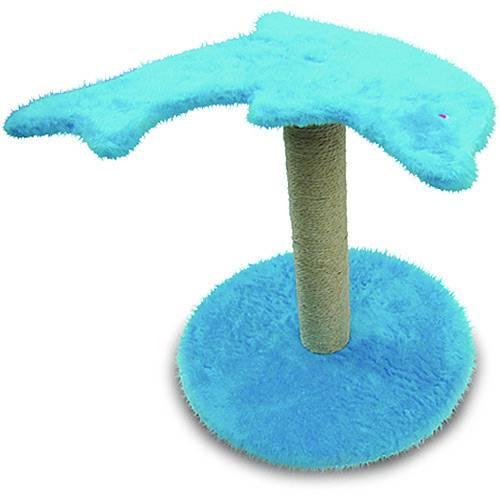 Arranhador para Gatos - Golfinho Azul - AMFPET