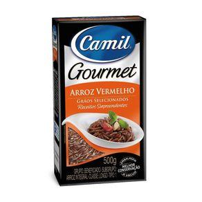 Arroz Vermelho Gourmet Camil 500g