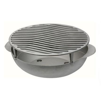 Art & Sabor Grill de Mesa Aluminio