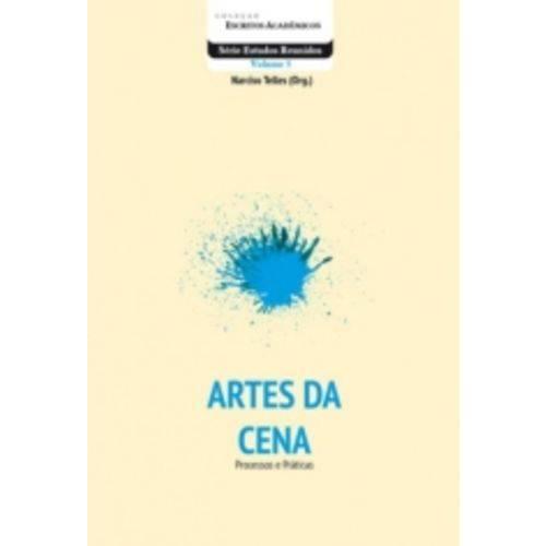 Artes da Cena - Processos e Praticas - Paco
