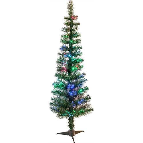 Árvore de Fibra Ótica Verde 1.5m - 110V - Christmas Traditions