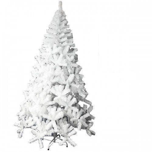 Árvore de Natal 210cm com 800 Galhos - Branca
