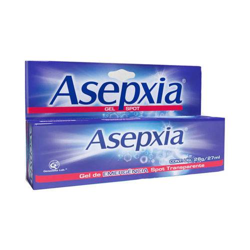 Asepxia Spot Gel Secante Antiacne 28g