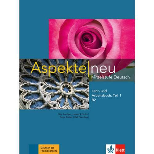 Aspekte Neu B2 - Lektion 1-5 - Lehr- Und Arbeitsbuch Mit Audio-CD - Klett-langenscheidt