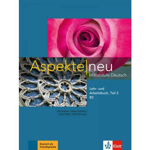 Aspekte Neu B2 - Lektion 6-10 - Lehr- Und Arbeitsbuch Mit Audio-cd - Klett-langenscheidt