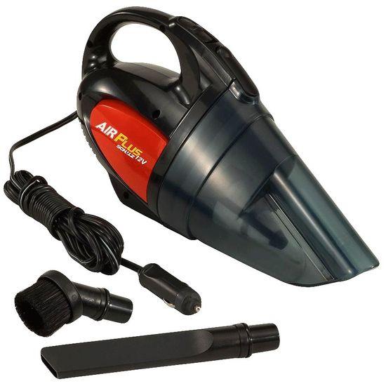 Aspirador de Pó Air Plus 12V 120 Watts Limpeza Prática para Automóvel - 920.1185-0 - Schulz