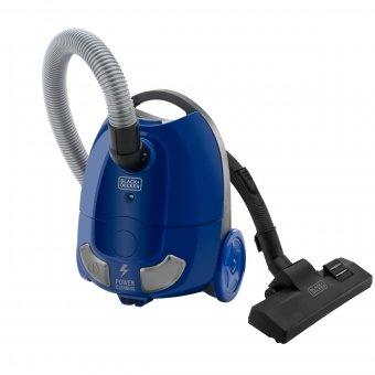 Aspirador de Pó Azul Black Decker 1200W 220V | Automação Global