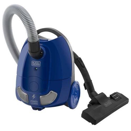 Aspirador de Pó Black & Decker Elétrico A2A Azul