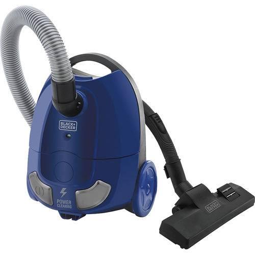 Aspirador de Pó Black+Decker 220v Azul - A2A-B2