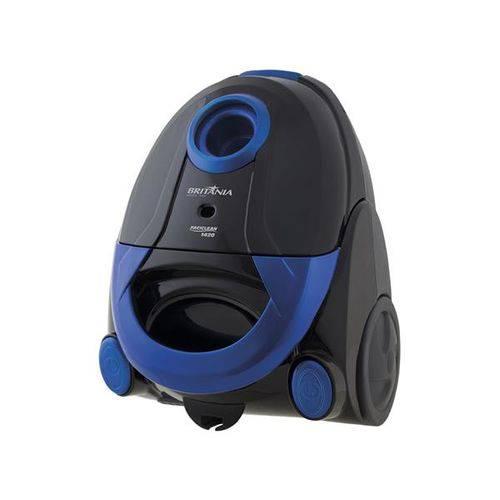 Aspirador de Pó Britânia Faciclean 1420 1200W - Preto/Azul - 110V