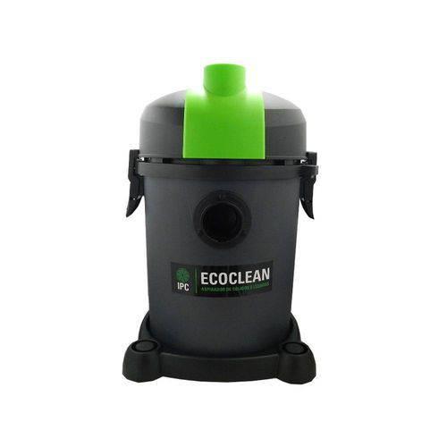 Aspirador de Pó e Agua Ecoclean Ipc Soteco 1200watts