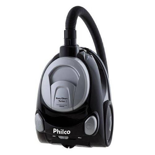 Aspirador de Pó Super Potente Easy Clean Turbo Philco 127v