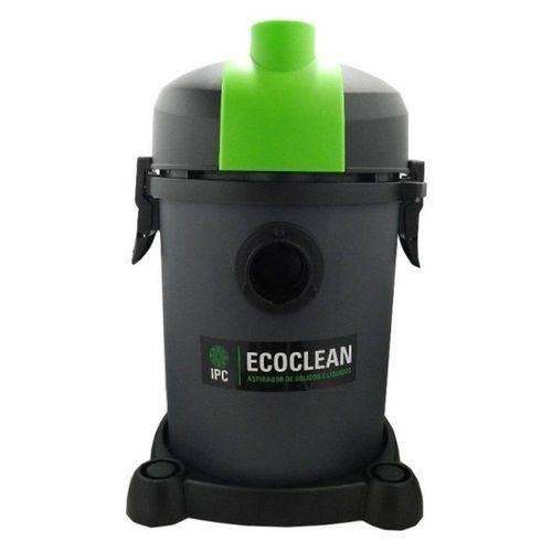 Aspirador para Pó e Liquidos 18 Litros 1200w - Ecoclean 220V