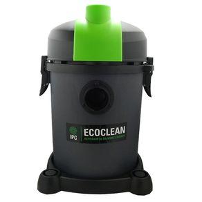 Aspirador Profissional para Pó e Liquidos, 18 Litros, 1200w - Ecoclean AP120 - IPC SOTECO- 110V
