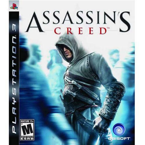 Assasin's Creed (Manual em Portugues) PS3