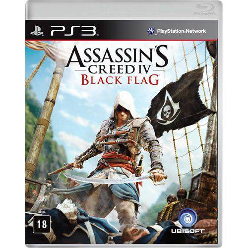 Assassin´s Creed Black Flag Ps3