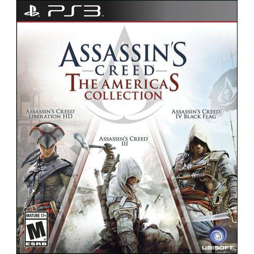Assassin's Creed : The Americas Collection - Ps3