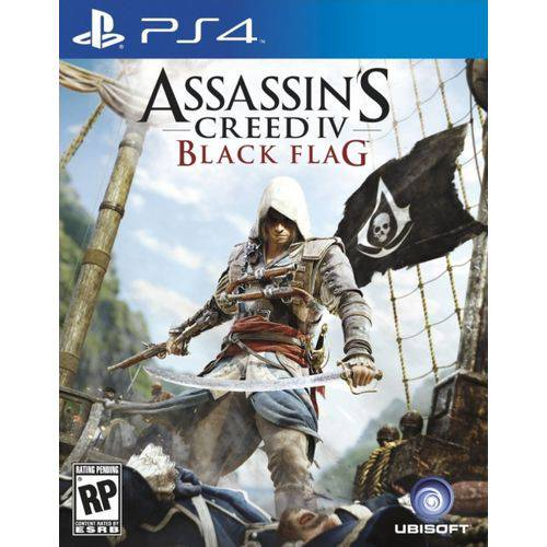 Assassins Creed Blackflag Ps4