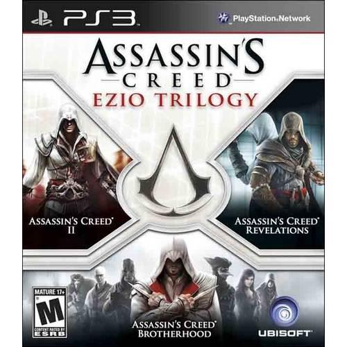 Assassins Creed: Ezio Trilogy - Ps3