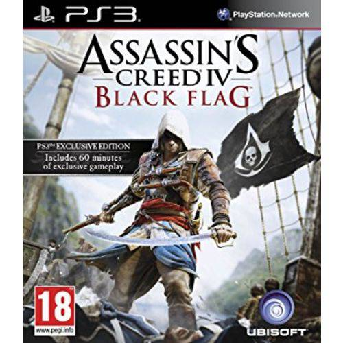 Assassins Creed Iv Black Flag - PS3