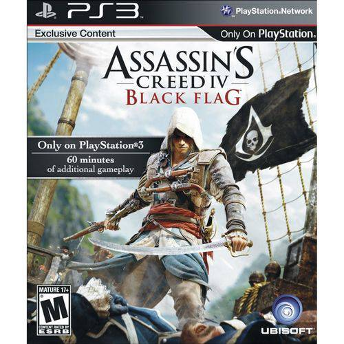 Assassins Creed Iv: Black Flag - Wii U