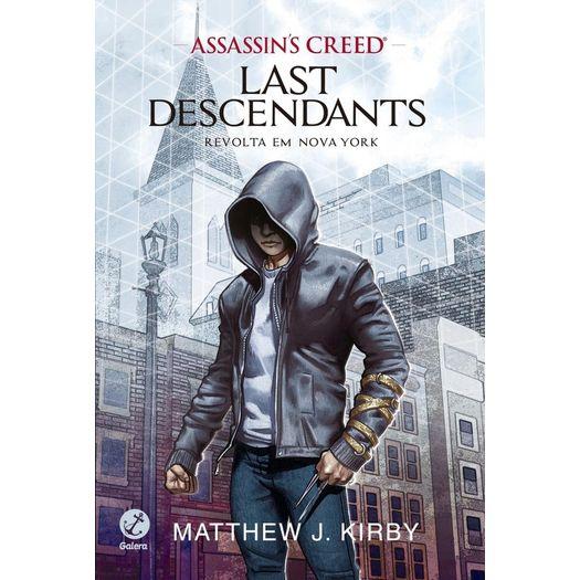 Assassins Creed - Last Descendants - Vol 1 - Galera