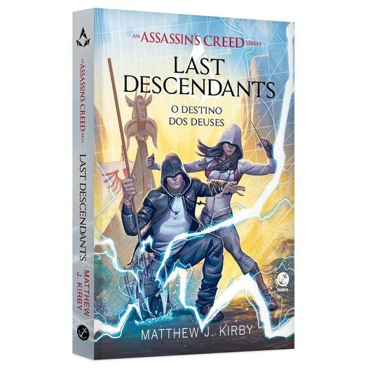 Assassins Creed - Last Descendants - Vol 3 - Galera