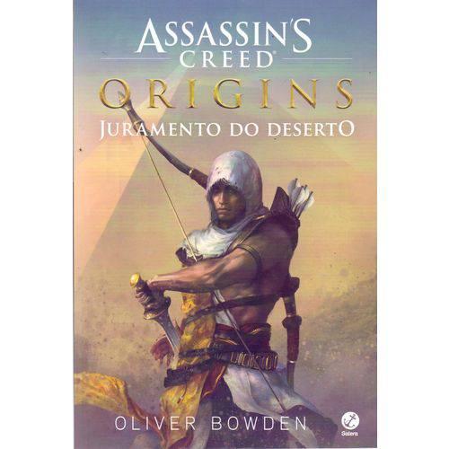 Assassins Creed Origins - Juramento do Deserto