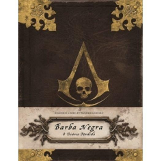 Assassinss Creed - Barba Negra - os Diarios Perdidos - Galera