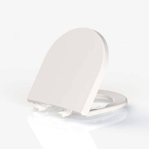 Assento em Resina Termofixa para as Louças Riviera/smart/nexo Pergamon Tupan Branco