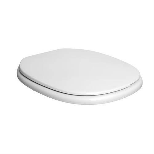 Assento Fast/aspen Plástico Branco Ap.75.17