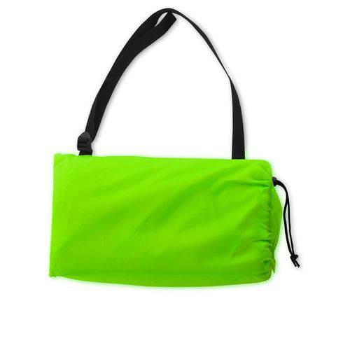 Assento Inflável Atrio Chill Bag Verde- Es139